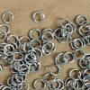 Papuošalai iš metalinių žiedelių
