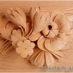 Drožinėtos gėlės
