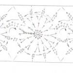 Madinga nerta 2010 suknelė schema1